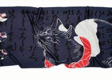 ストール KUNIYOSHI CAT予約受け付け中!